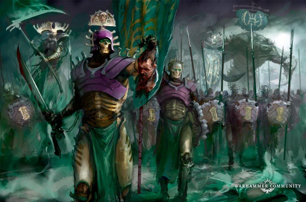 Top Ossiarch Bonereapers Lists